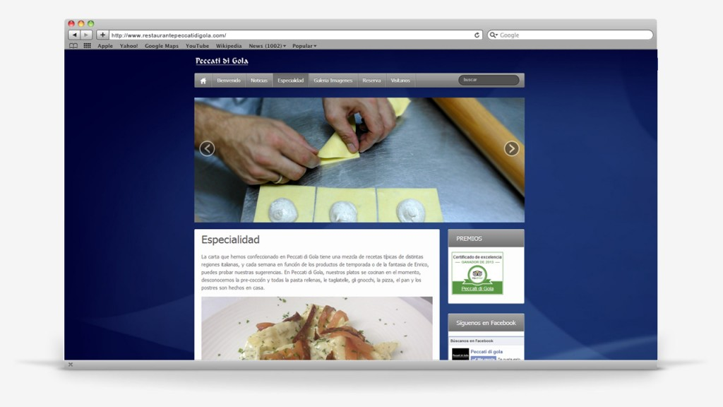 web-autogestionable-cms-alicante-restaurante