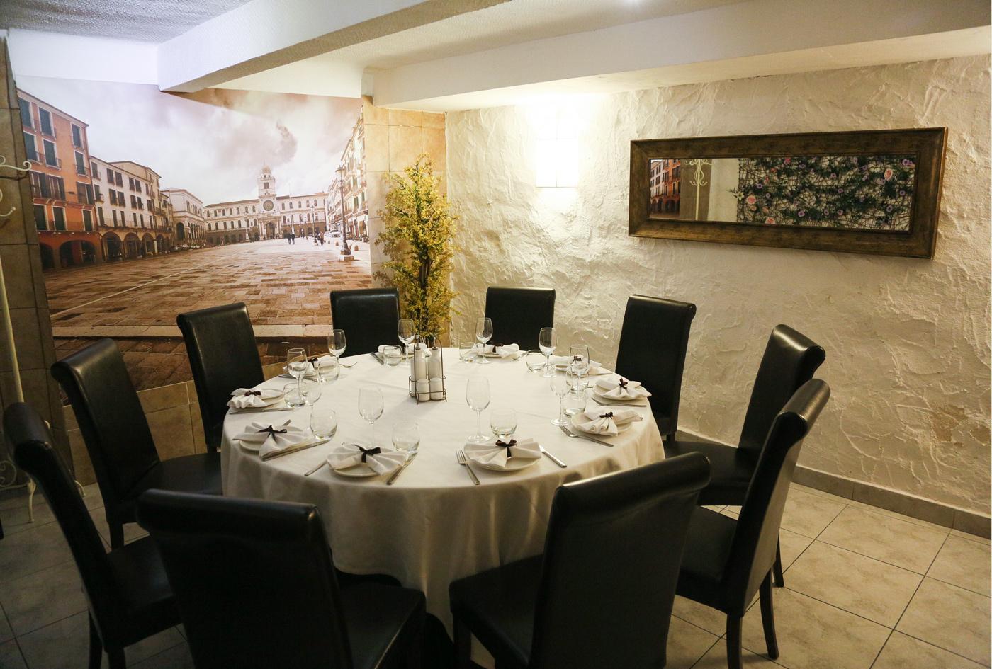 Impresion foto mural para restaurante en alicante - Decoracion alicante ...