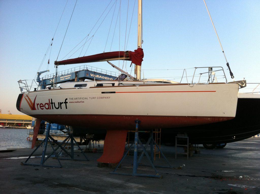 rotulación barco alicante pikabu